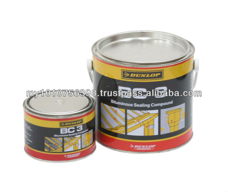 Dunlop BC3 Bituminous Sealing Compound