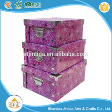 New promotion toy storage container