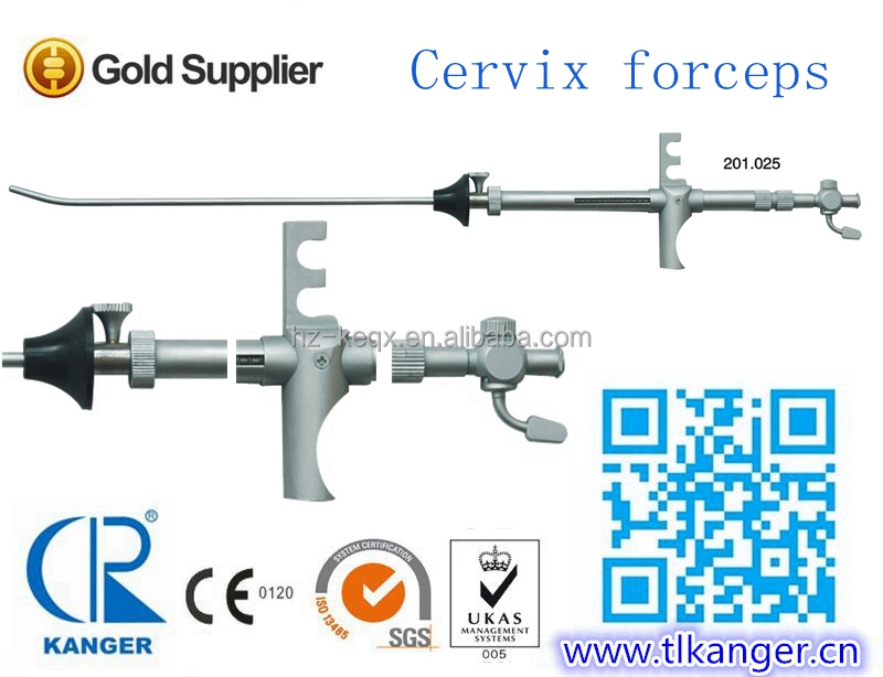 Reusable Uterine manipulator, Gynaecology instruments& gynecology uterine curettes instrument