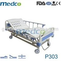 Economy type 3 functions electric hospital bed for sale P303
