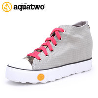 Cheap Wholesale buckle fashion canvas shoe