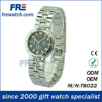 low cost watch mobile phone top brand watches suit for men (T8022)