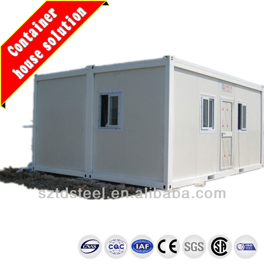 Beautiful design 20feet container house