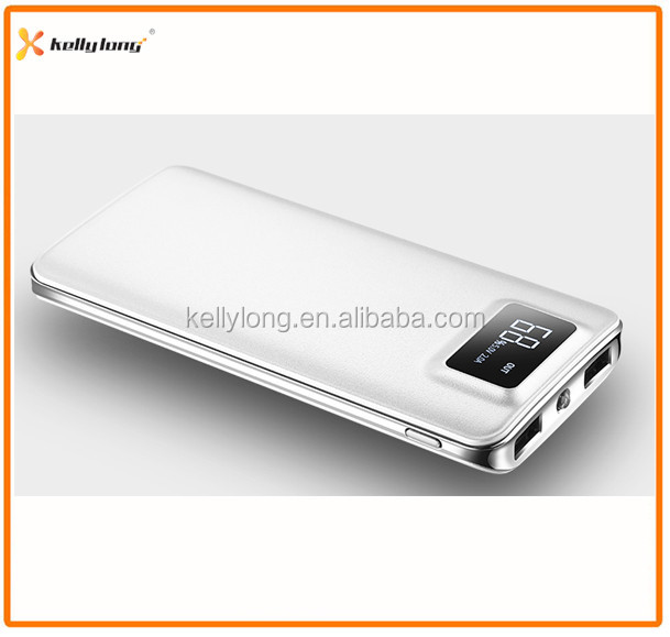 2017 wholesale new design rectangle anker 10000mah power bank KD-180