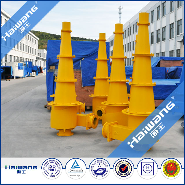 Mining Cyclone Classifier Ore Industrial Equipment Separator Sand Hydrocyclone