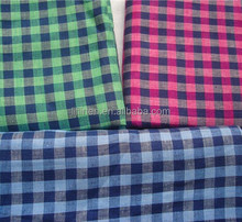 yarn dyed bulk types price of pure 100% linen fabric