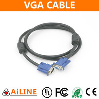 AiLINE High Definition Blue Head Male to Male VGA Cable Specification