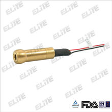15mW Green Laser Module--GLM-020D with small off axis angle housing design