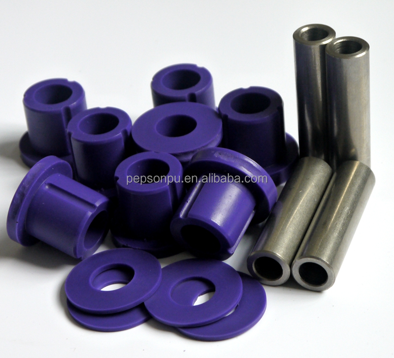 Custom Performance Polyurethane Bushings and Mounts