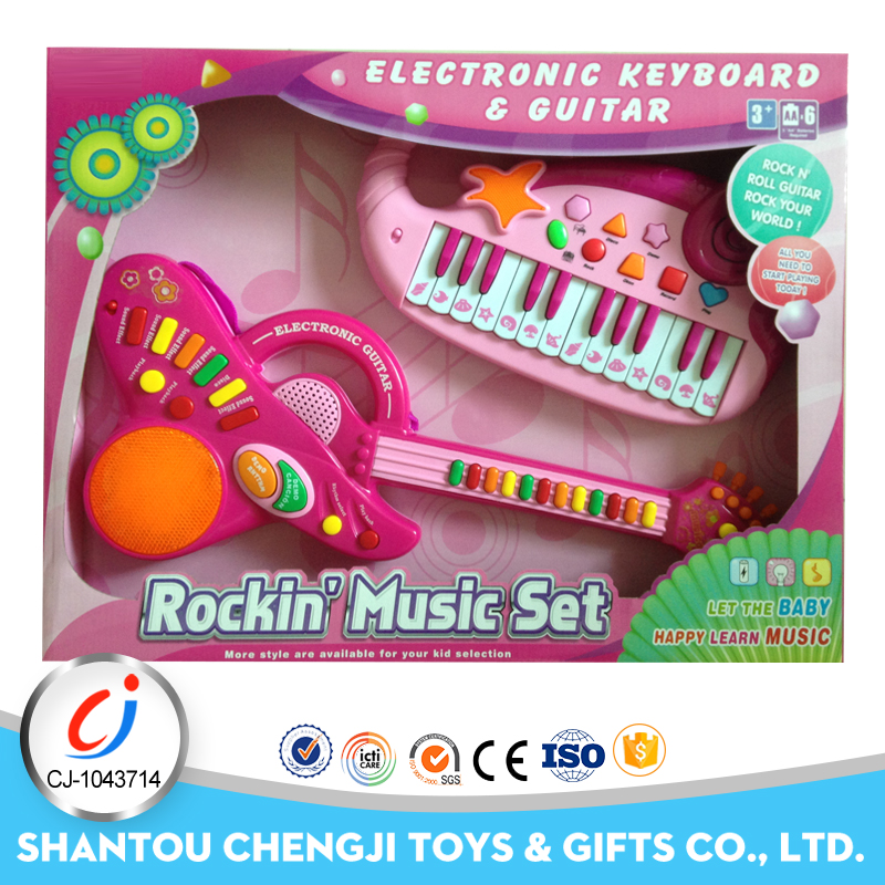 Hot selling piano toy electrical musical keyboard instrument for kids