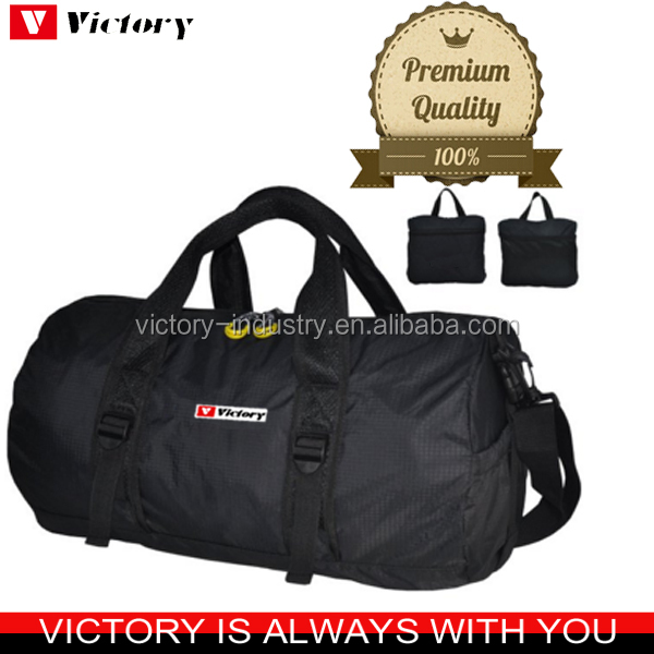 Foldable Duffle For Luggage Gym Sports foldable duffle bag
