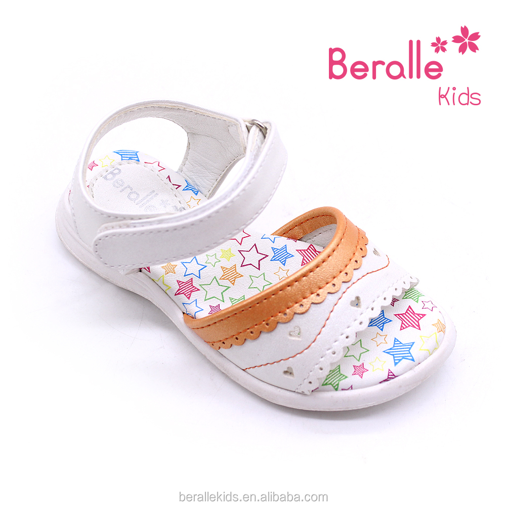Soft Sole Safety Baby Sandal New Style Fancy kids Footwear