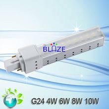 LED Tube Replacement Rotate LED corn lighting g24 led pl lamp