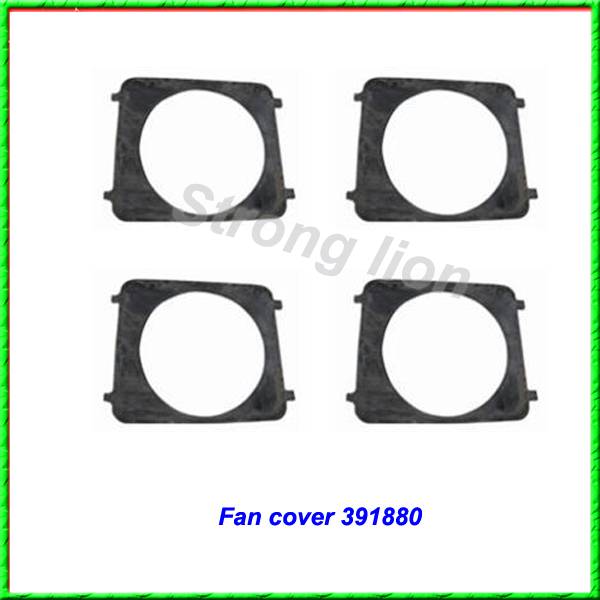 Factory sales direct with high quality Fan cover 391880 for Daf CF85