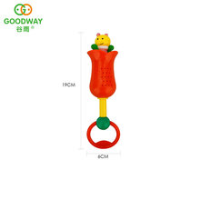 Infant Musical Rattles Baby Plastic Toys