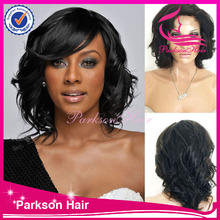 Beauty short hairstyle Bob style short human hair wigs for african americans