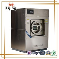 Hotel Laundry Machine Washer Extractor with Dryer China 15- 20kg (whatsapp:+8613928871702)