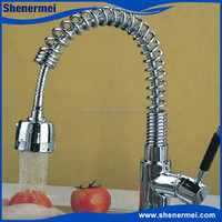 factory price durable long neck kitchen faucet