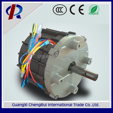 high performance 1800w gearbox electric motor for floor sweeper