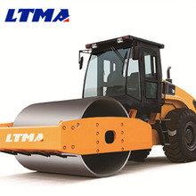 Best condition road machine 18 ton vibratory road roller for sale