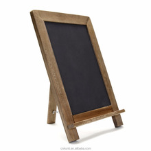 Vintage Slate Kitchen Chalkboard Decorative Stand Chalk Board for Rustic Wedding & Kitchen Decor