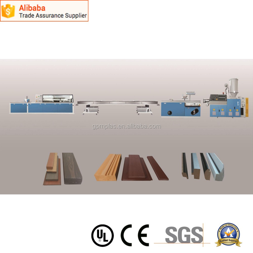 PS Profile Extrusion Production Line