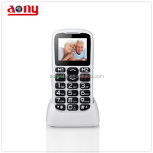 2015 best quad band cell phone low end low pirce china mobile phone for Senior