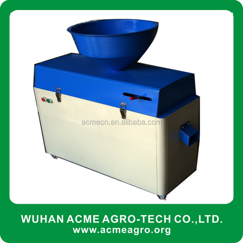 New type for home use mobile mini rice mill