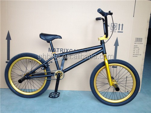 high quality 20 inch freestyle BMX bicycle china bike factory