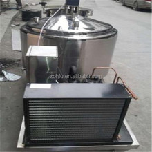 stainless steel used milk cooling tank for sale