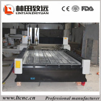 china supplier granite tombstone engraving fully automatic waterjet cut marble machine