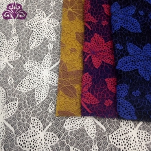 two tone jacquard wholesale lace fabric for dress