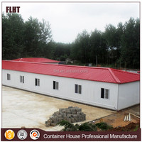 Earthquake-Proof Prefabricated House Prefab Modular Guest House