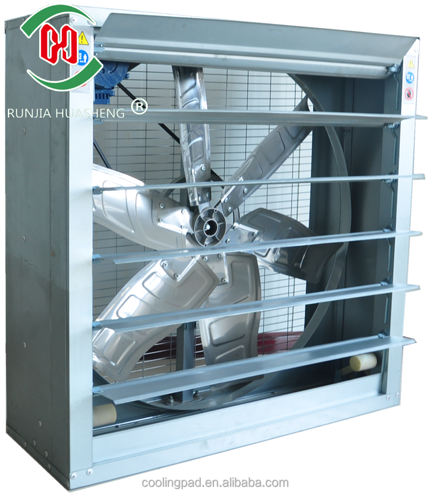 Huasheng Wall Mount Industrial Extractor Fans/Ventilation Fan For Poultry