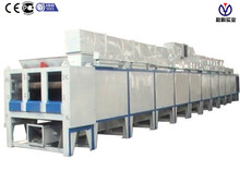 Shanghai Yuke Low temperature/Steam/Hot Air mesh belt dryer
