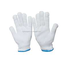 Industry rigger cotton knitted hand gloves