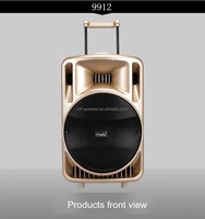 portable bluetooth speaker with fm radio / music speaker / heavy bass speaker