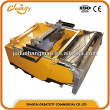 cheap Wall cement spray plaster equipment/rendering machine price india