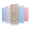 0.5mm Ultrathin High Clear silicone TPU mobile phone case for iPhone 6