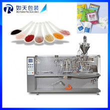 3 years warranty herbal medicine washing powder packing machine