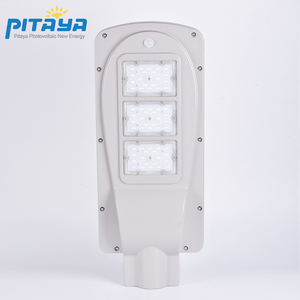 Solar Energy High Power Integrated Light Waterproof Outdoor 20W/40W/60W LED IP65