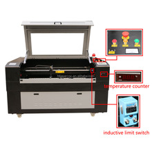 liaocheng 1200*900mm working are laser cutting glass engraving machine