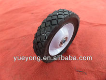 6 inch Solid rubber wheel 6x1.5 solid wheel