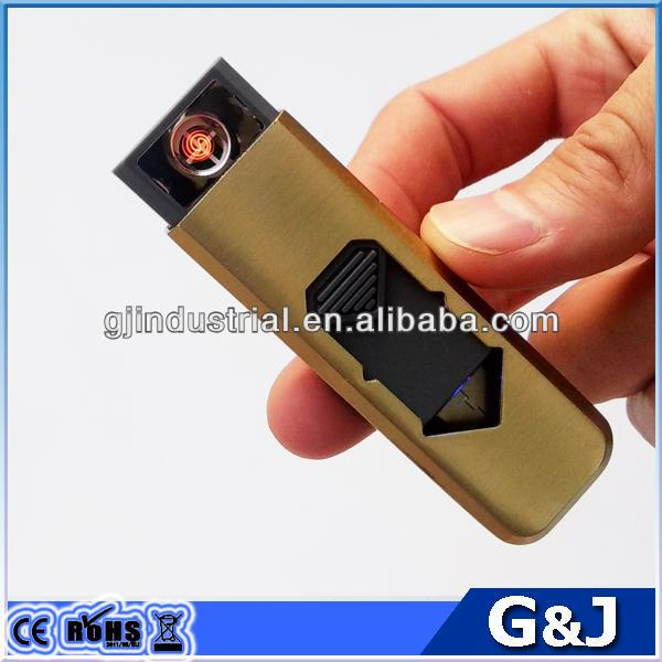 Best quality usb eletronic lighter with light function
