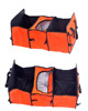 Collapsible Car Storage Trunk Organizer Bag Seat Pocket Cargo Trunk Storage Box Net bags Car Auto Interior Accessories