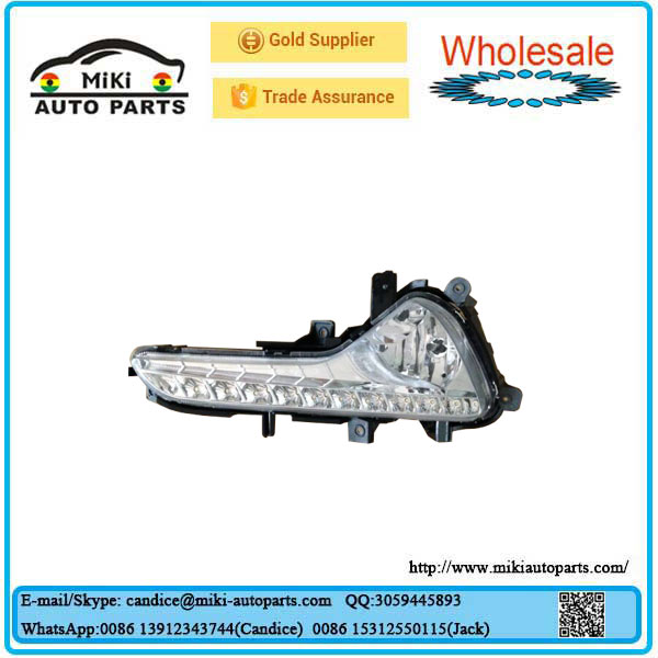 Chinese Version LED Fog Lamps For Sportage 2012 Accessories