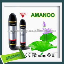 Fashionable And Reasonable Price with clear cartomizer Amanoo ego-t cigarette malaysia