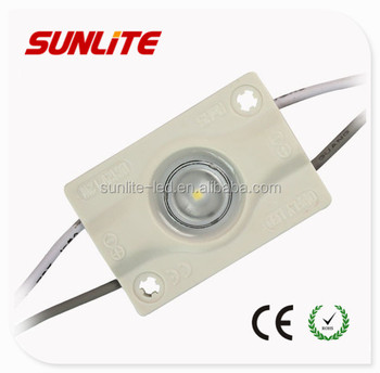 1.2w LED Module/ High Power LED Injection Module/ sign led module