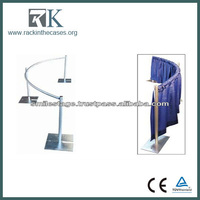 High Quality Pipe and Drape System Aluminum Pipe Brackets for Sale