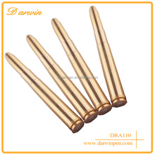 Factory price high end fashionable advertsing metal bullet pen